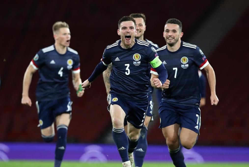 Scotland v Israel - UEFA EURO 2020 Play-