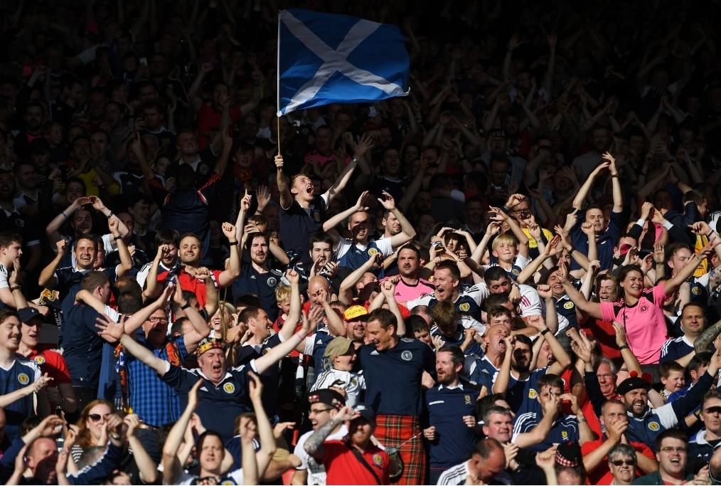 Scotland v England - FIFA 2018 World Cup