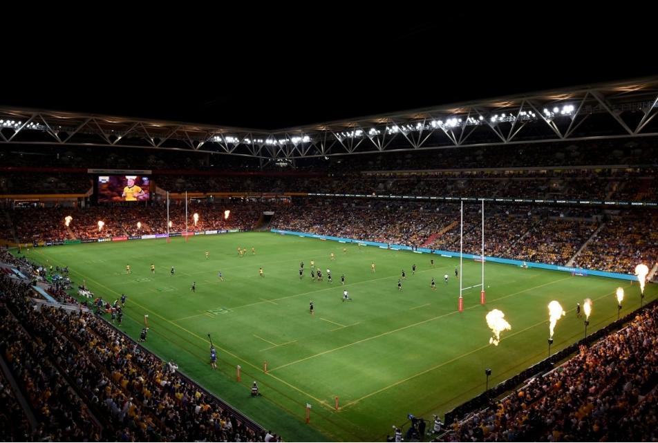 Australia vs All Blacks 2020