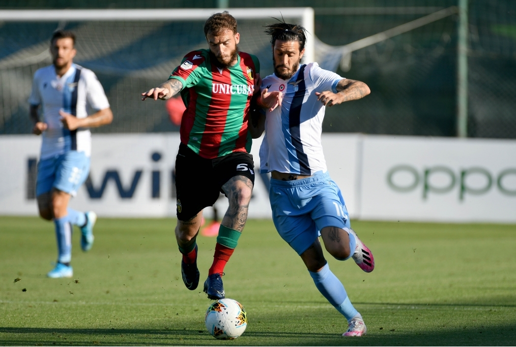 SS Lazio v Ternana - Frienldy Match