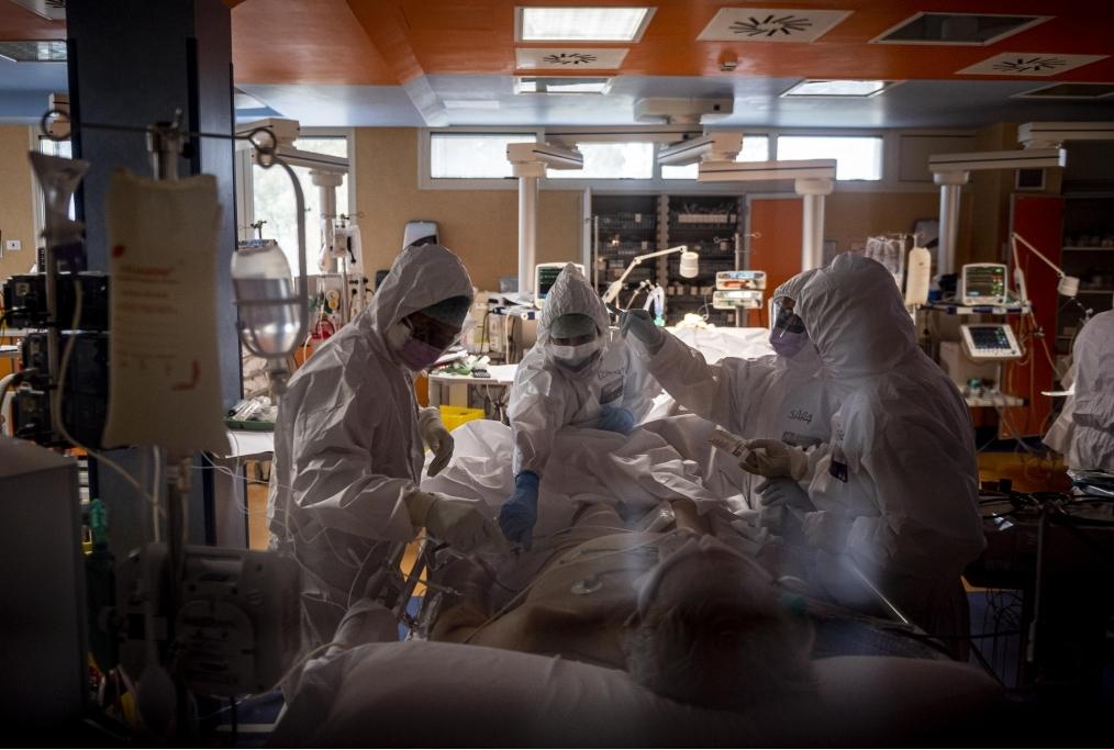 Coronavirus Outbreak Continues In Italy
