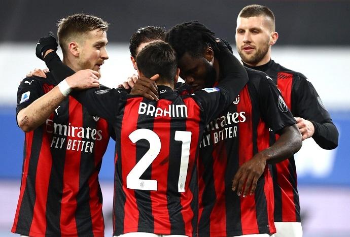Milan vittorioso a Genova