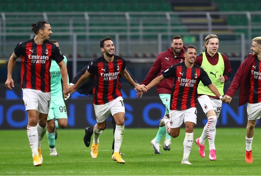 FC Internazionale v AC Milan - Serie A