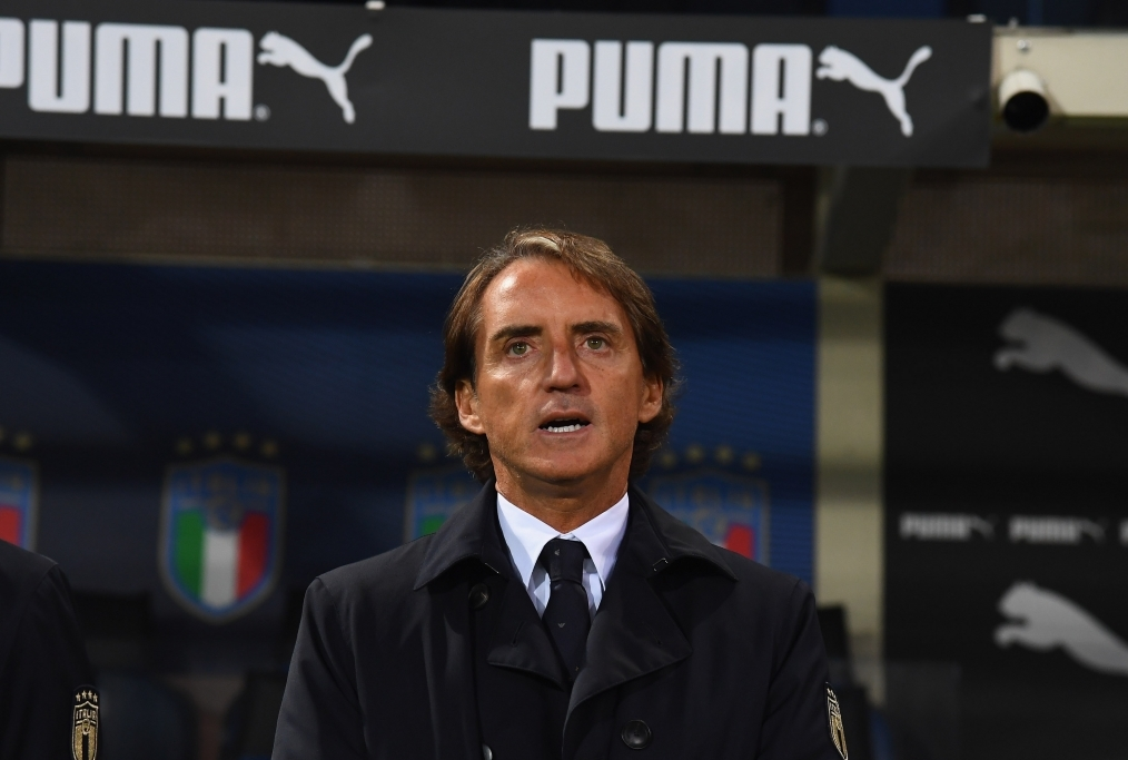 Italy v Netherlands - UEFA Nations Leagu