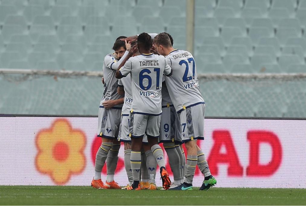 ACF Fiorentina v Hellas Verona FC - Seri