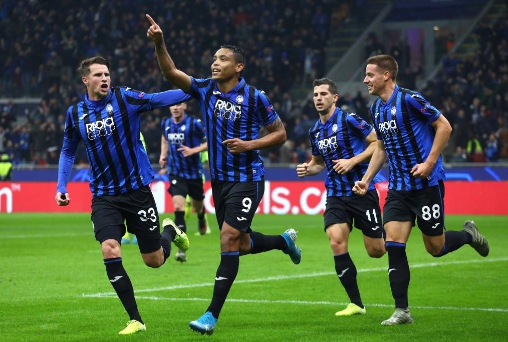Atalanta v Dinamo Zagreb Group C - UEFA