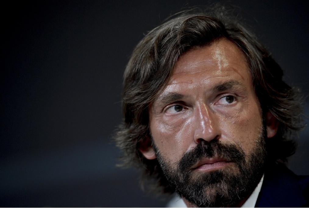 Juventus Unveils Andrea Pirlo As New U23