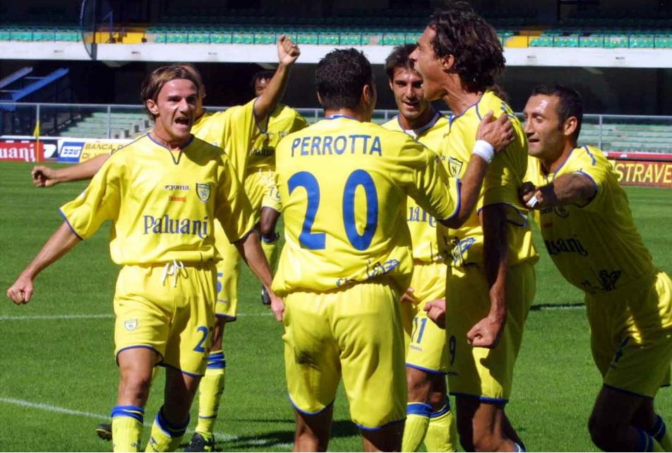 Chievo 20012002