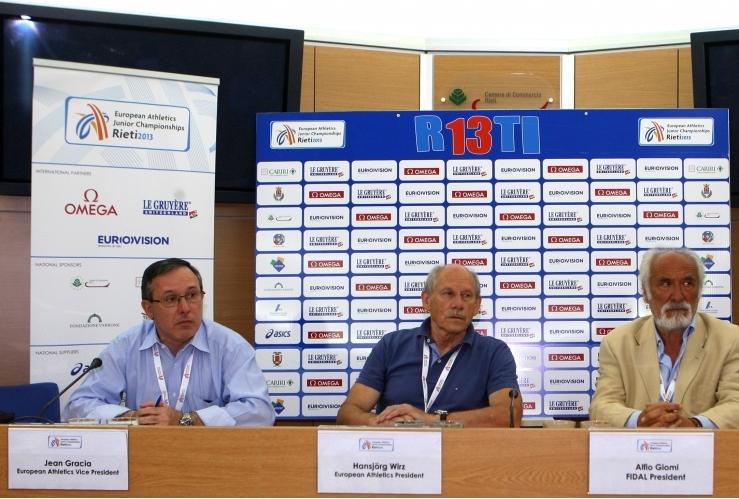 European Athletics Junior Championships