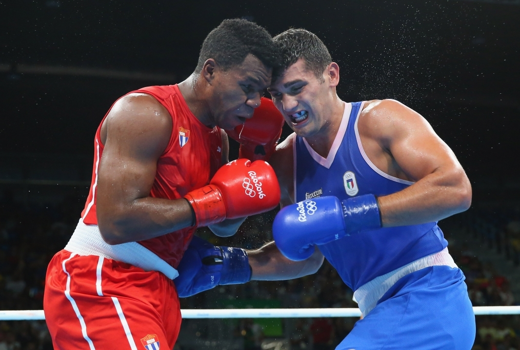 Boxing - Olympics Day 8