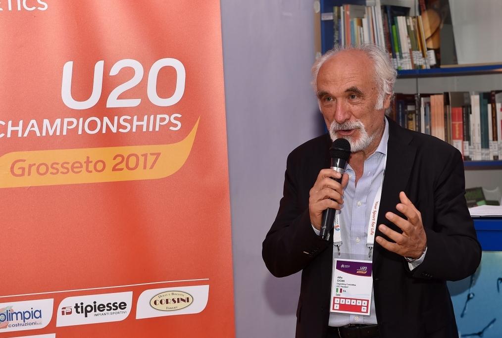 European Athletics U20 Championships - P