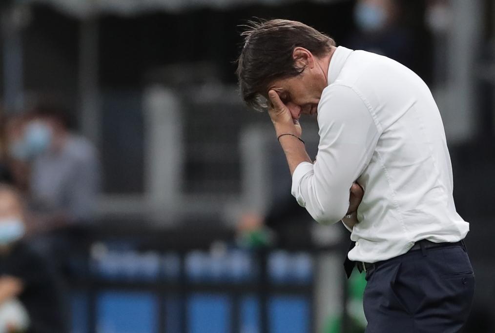 FC Internazionale v US Sassuolo - Serie