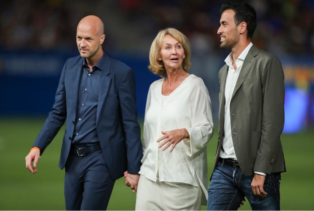 FC Barcelona U19 - Ajax U19 - Friendly M