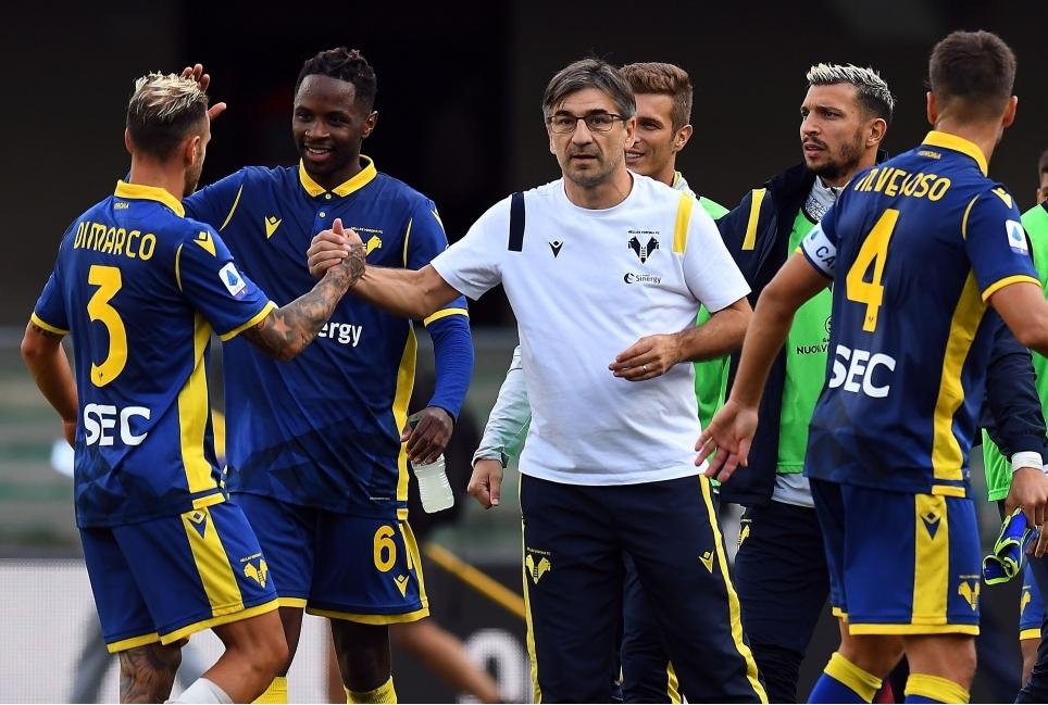 Hellas Verona FC v Udinese Calcio - Seri