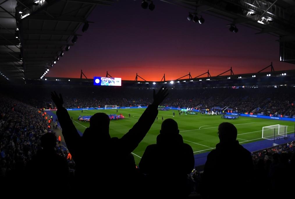 Leicester City v Everton FC - Premier Le