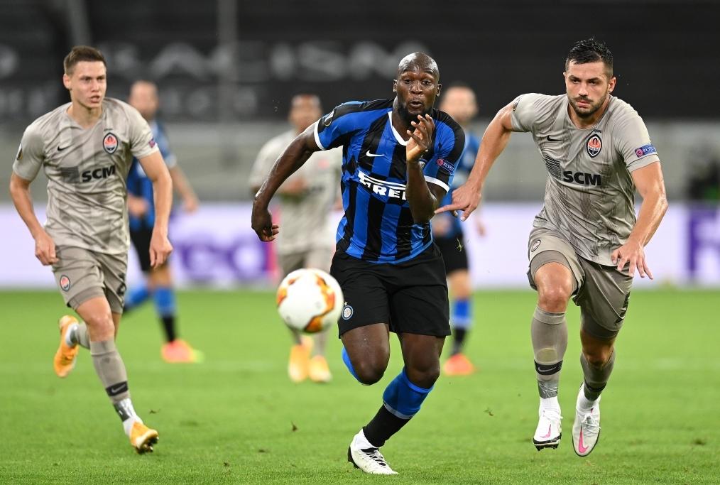 FC Internazionale v Shakhtar Donetsk - U