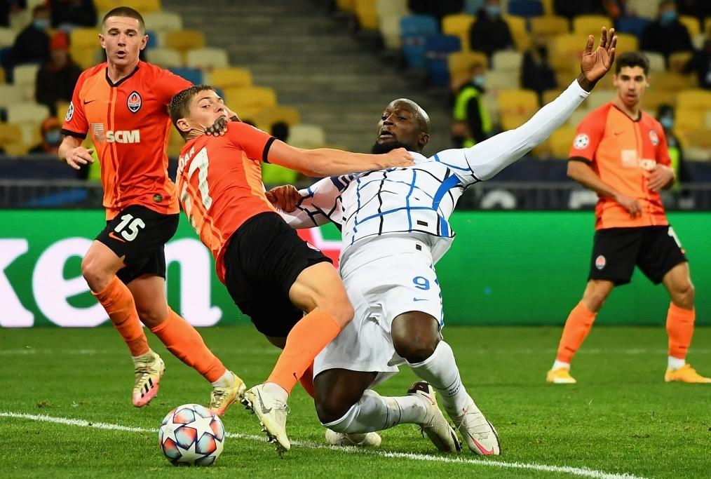Shakhtar Donetsk v FC Internazionale Gro