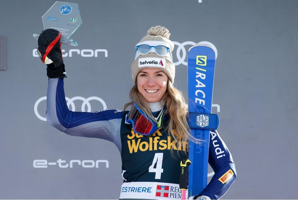 Audi FIS Alpine Ski World Cup - Womens P