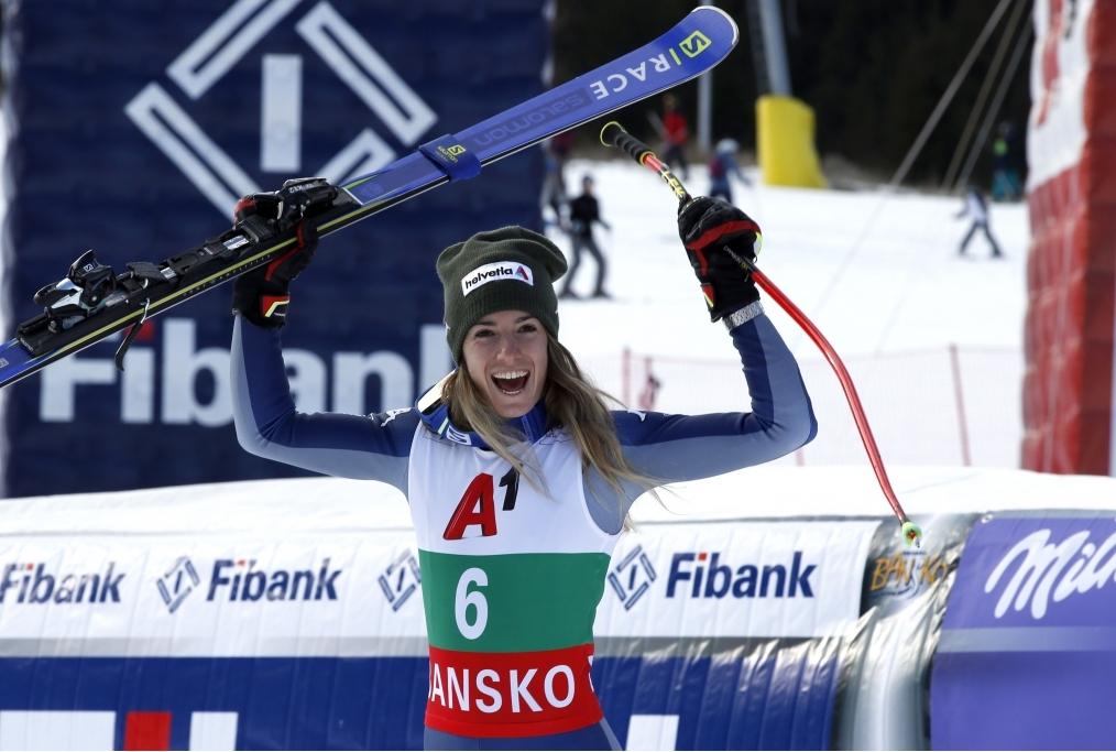Audi FIS Alpine Ski World Cup - Womens S