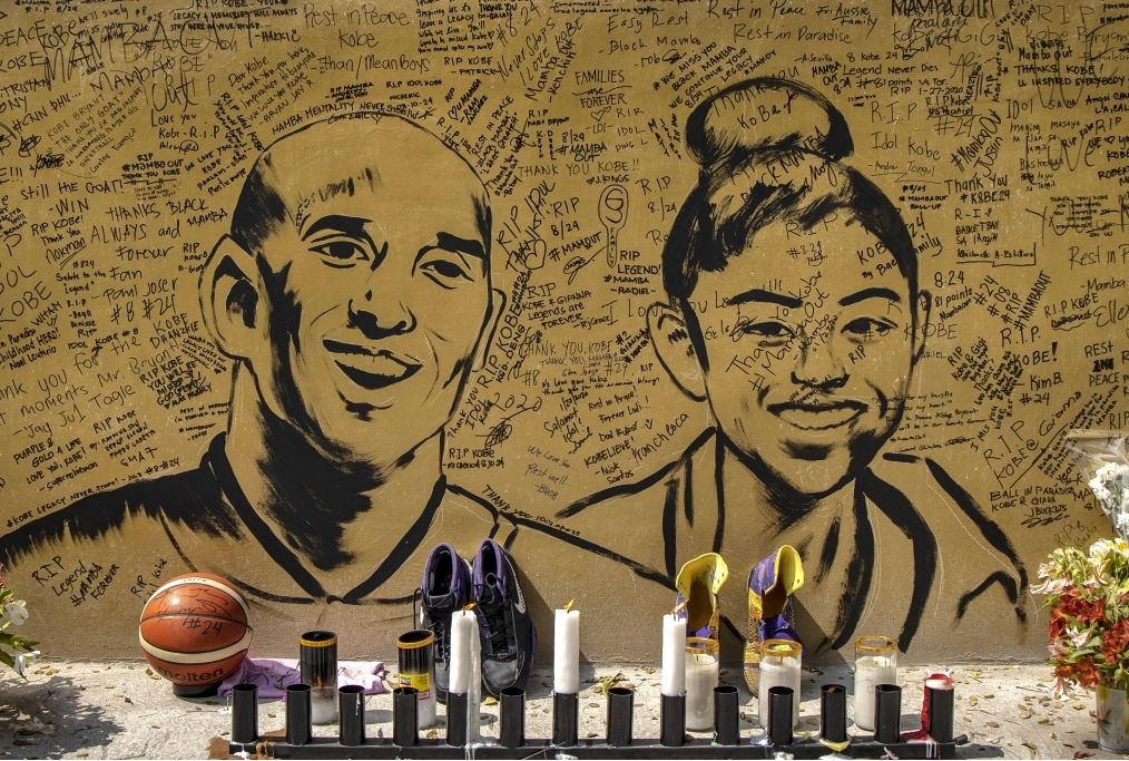Filipinos Pays Tribute To Kobe Bryant In