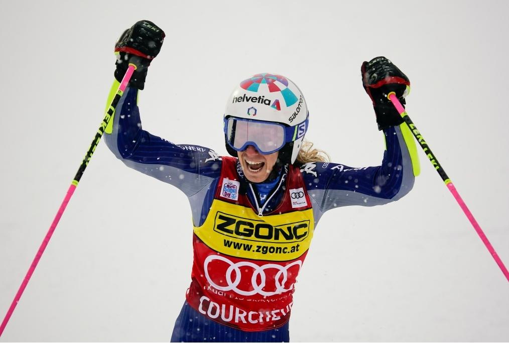 Audi FIS Alpine Ski World Cup - Womens G