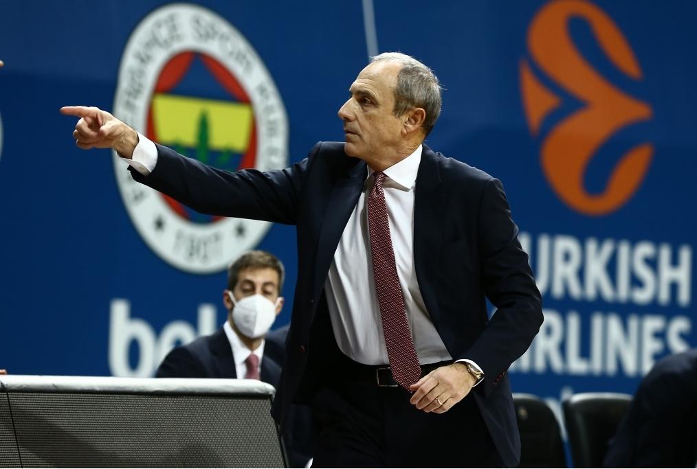 Fenerbahce Beko Istanbul v AX Armani Exc