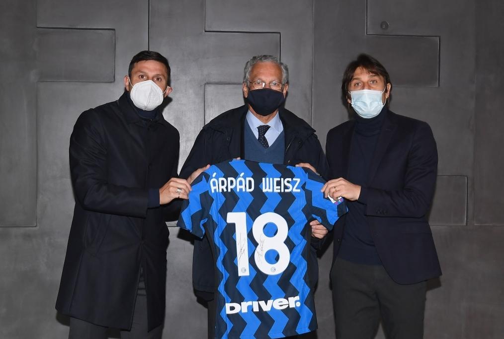 FC Internazionale Visit The Holocaust Me