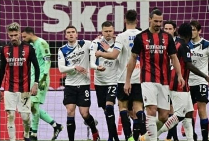 Milan - Atalanta 0 - 3