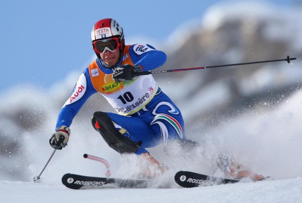 Mens FIS Ski World Cup - Super Combined