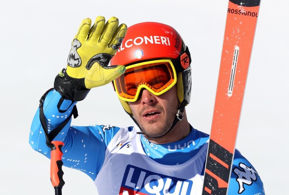 FIS World Ski Championships - Mens Downh
