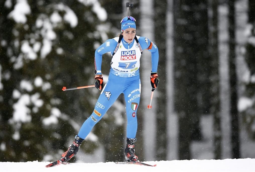 IBU World Championships Biathlon Pokljuk