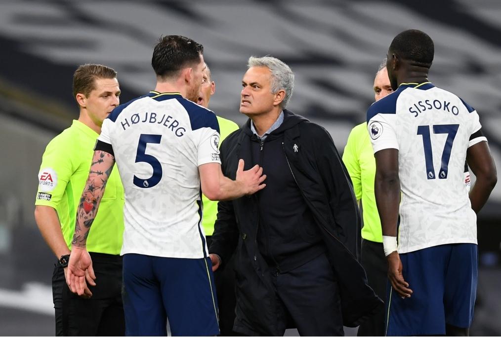 Tottenham Hotspur v Manchester City - Pr