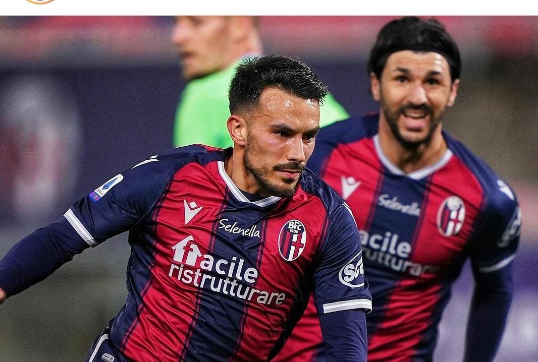 Bologna Bologna Lazio 2-0 Serie a Tim