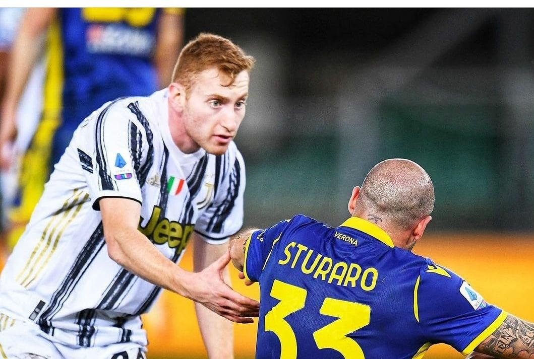 Verona Hellas Verona Juventus 1-1 Serie