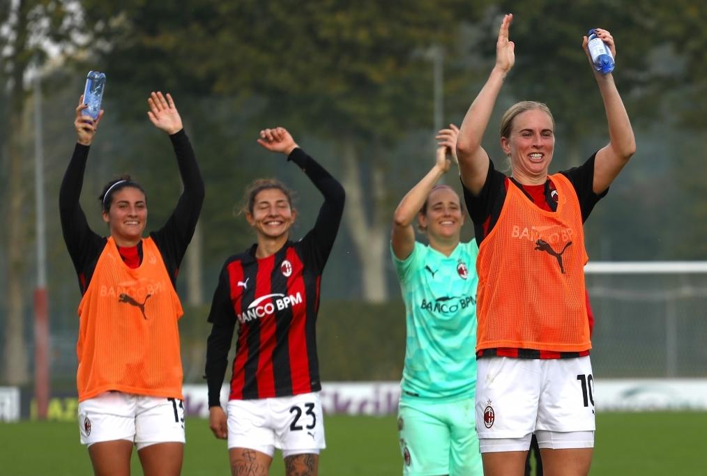 AC Milan v FC Internazionale - Women Ser