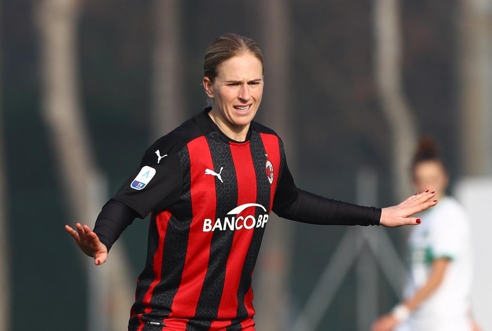 AC Milan v Sassuolo - Womens Serie A