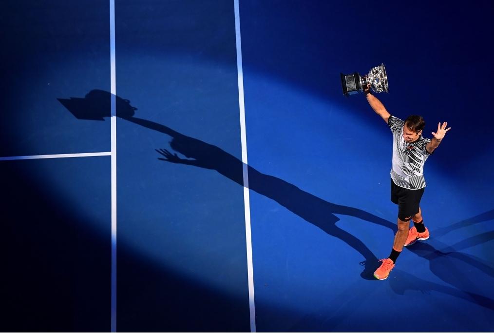 Il ritorno vincente di Federer nel 2017