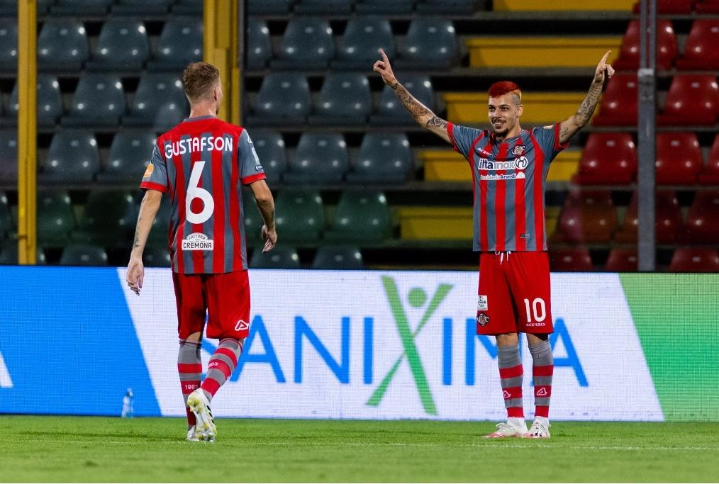 US Cremonese v Pordenone Calcio - Serie