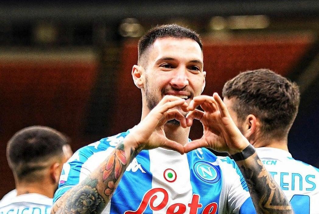 Milano Milan Napoli 0-1 Serie A Tim 20